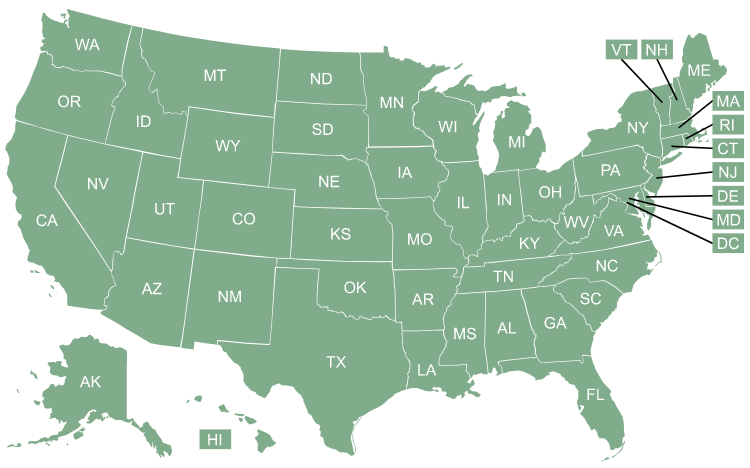 Health insurance availability in the USA