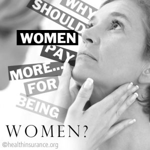 Why should women pay more for being women?