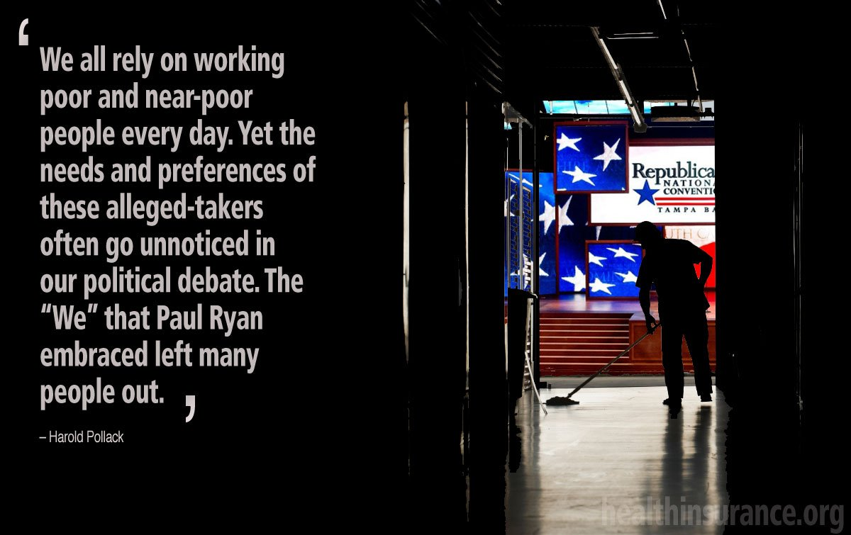 behind the scenes at GOP convention