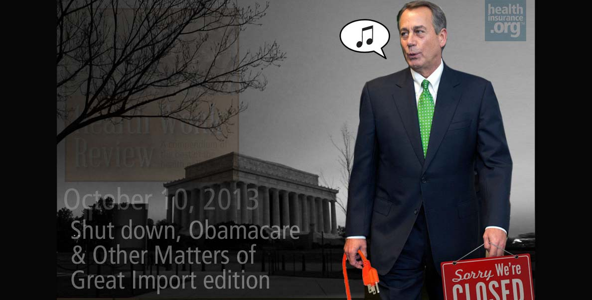 Health Wonk Review for October 10, 2013 photo