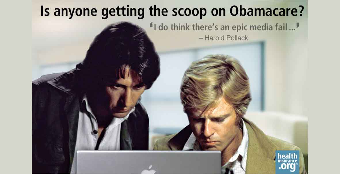 Getting the scoop on Obamacare photo