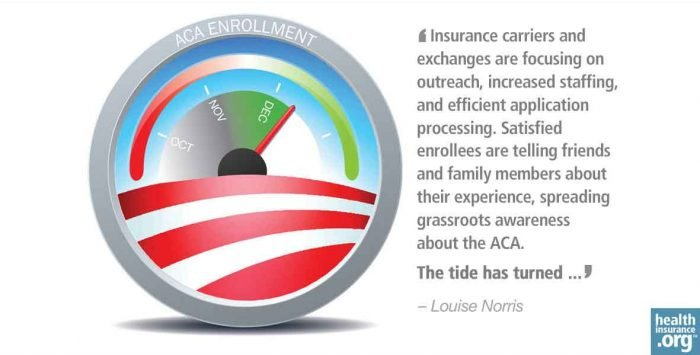 ACA marketplaces: The tide has turned