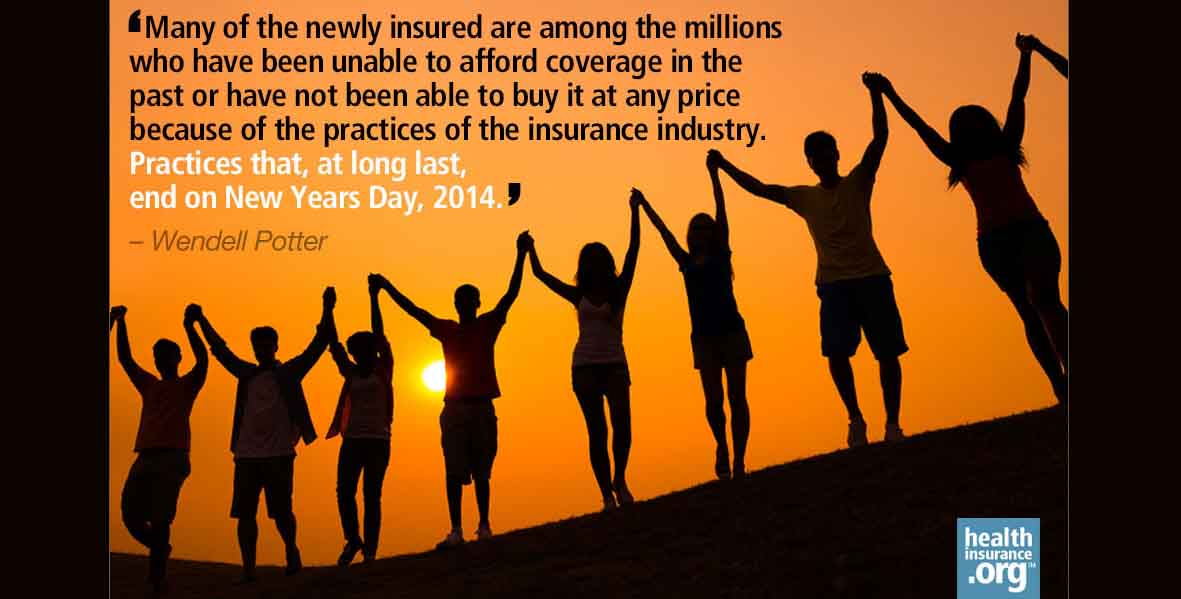2014: A very good year for health coverage photo