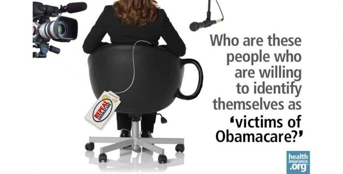 Obamacare's 'victims'
