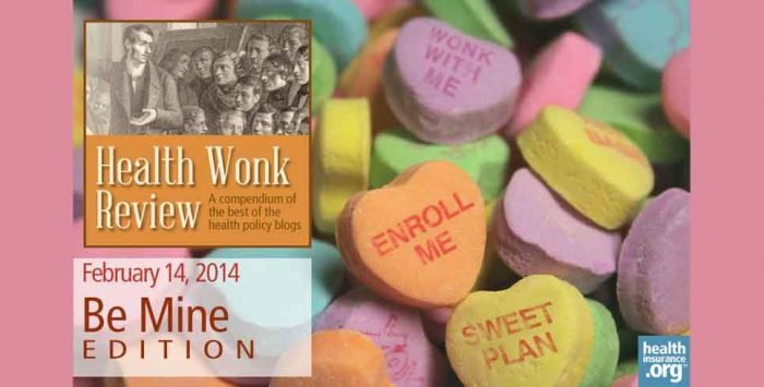 Health Wonk Review for February 13, 2014