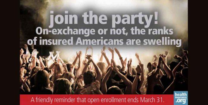 March ACA enrollment madness?