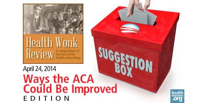 Health Wonk Review for April 24, 2014