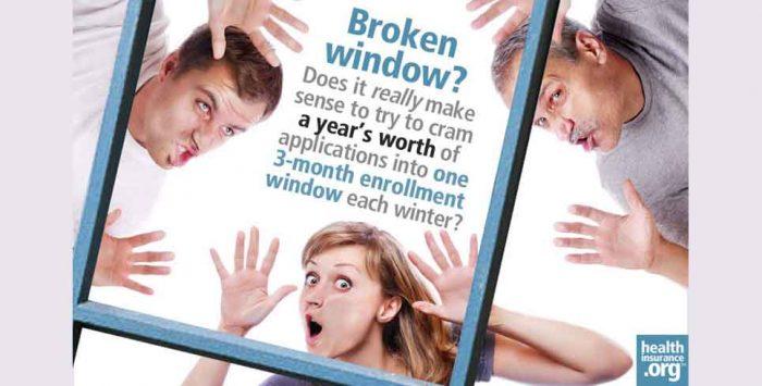 Fixing Obamacare's broken window