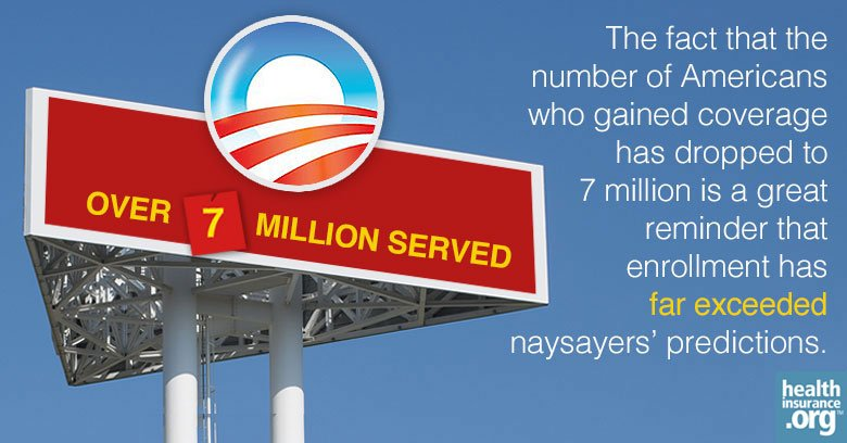 Over 7 million customers served photo