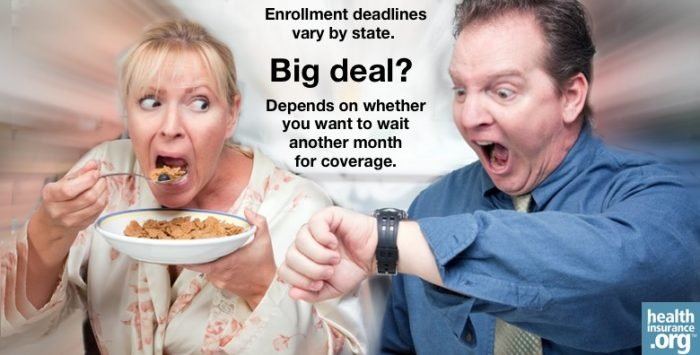Why enrollment deadlines could be cause for alarm