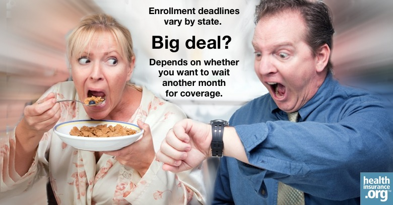 Why enrollment deadlines could be cause for alarm photo