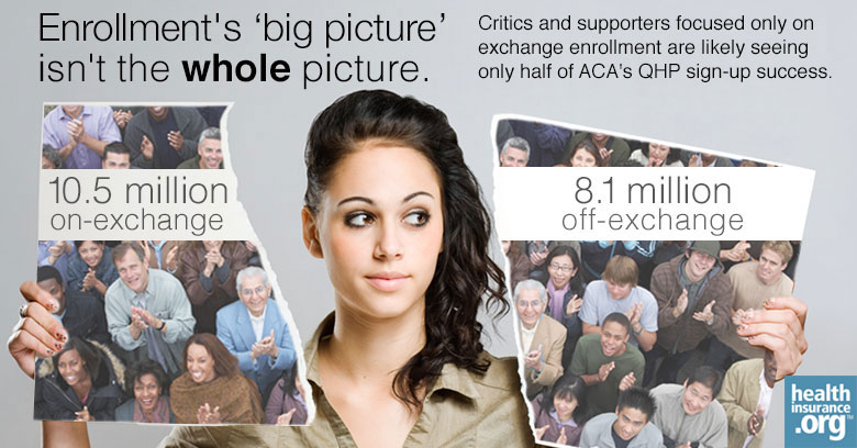 Open enrollment's 'missing persons' photo
