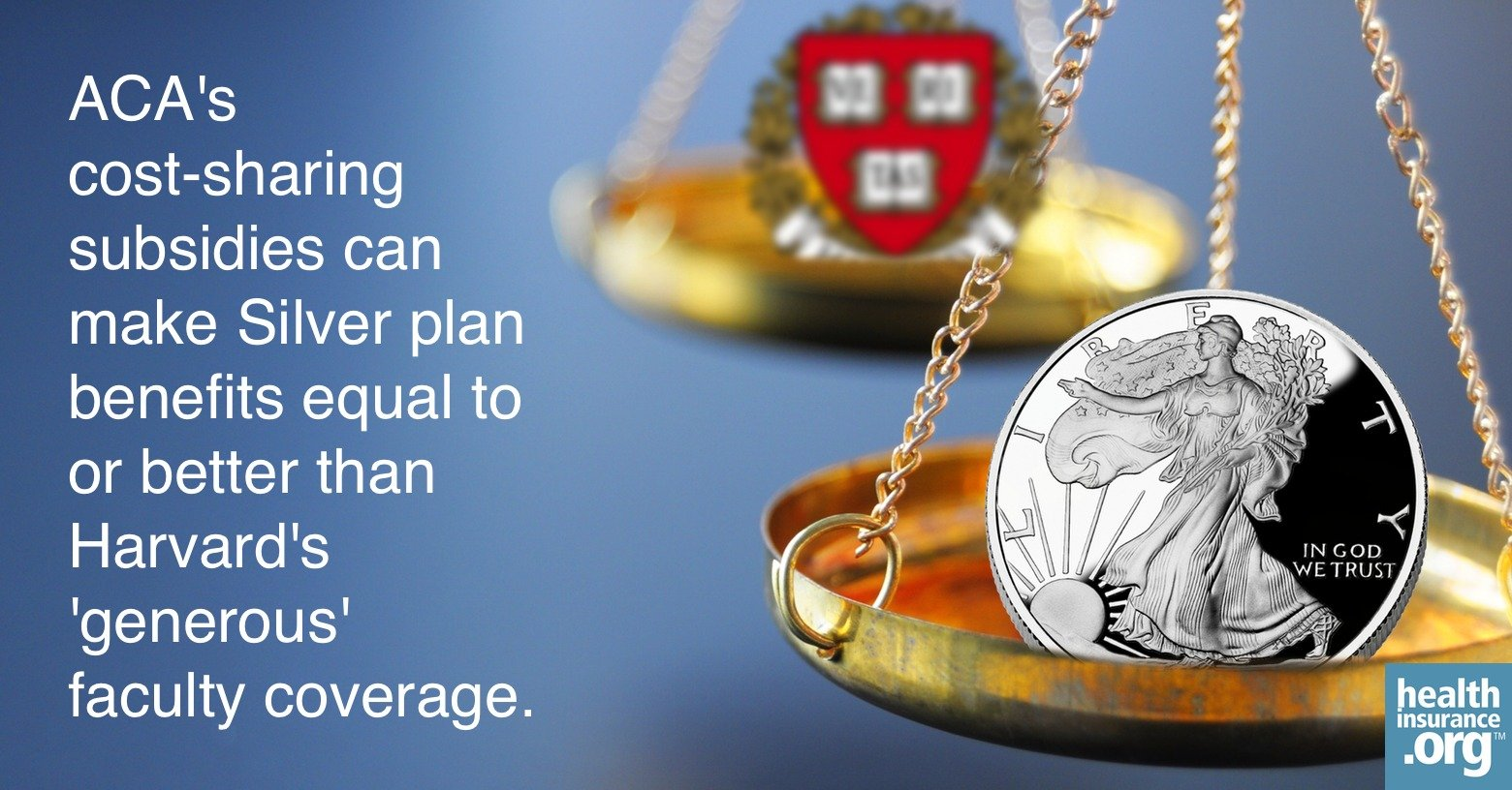 For many ACA beneficiaries: 'Ivy League' benefits? photo