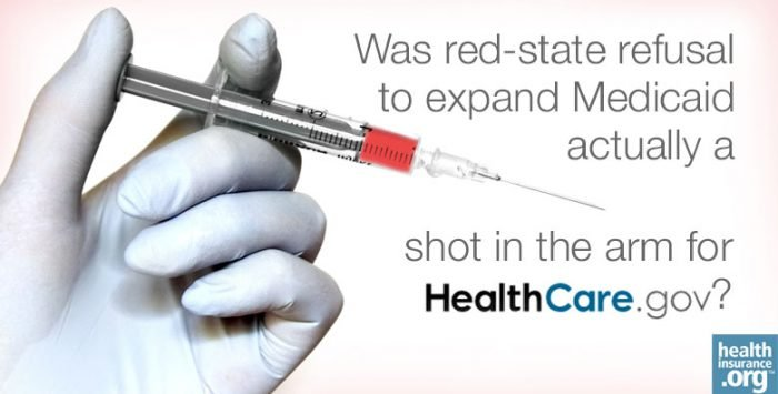 How red states propped up HealthCare.gov