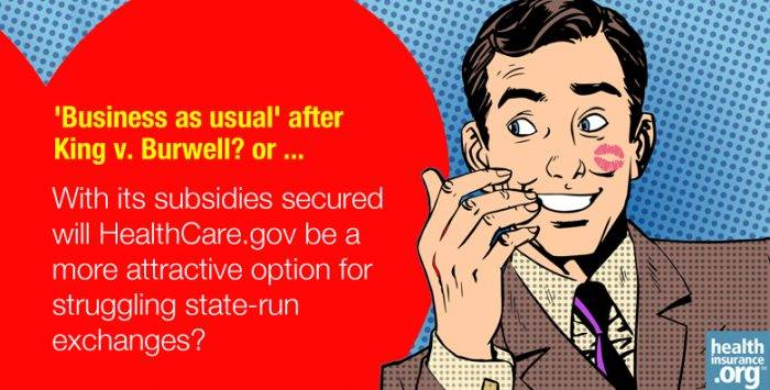 Obamacare's subsidies upheld. What now?