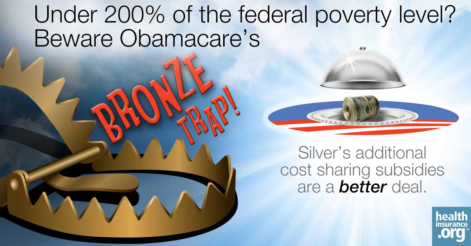 Is Obamacare's 'Bronze trap' widening? photo