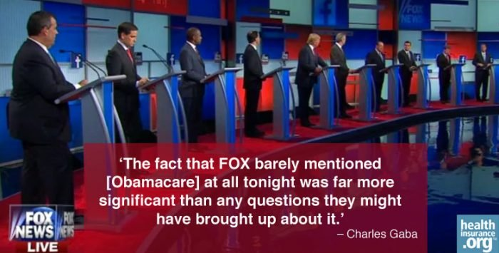 Has FOX News surrendered on Obamacare?
