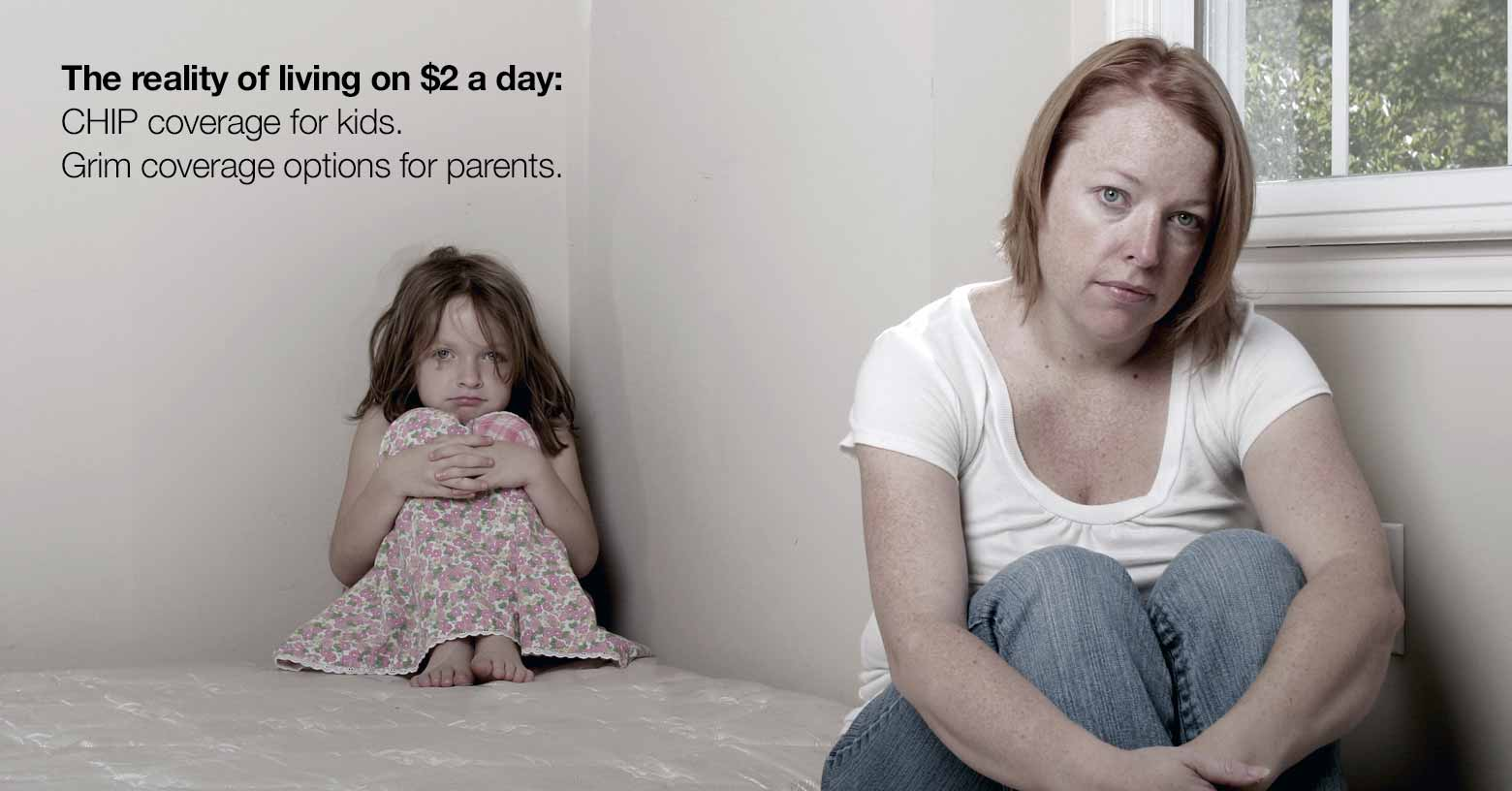 Millions get by on $2 a day. Can Medicaid help? photo