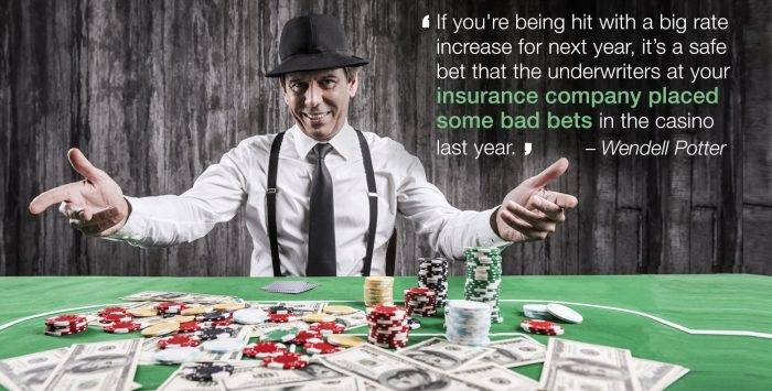 The 'casino effect' on your health insurance rates