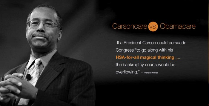 Is CarsonCare really 'out of the box'?