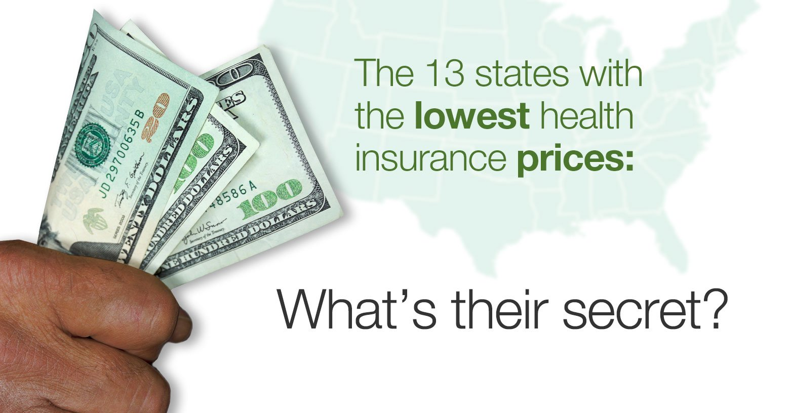 Why 13 states have lower health insurance rates photo