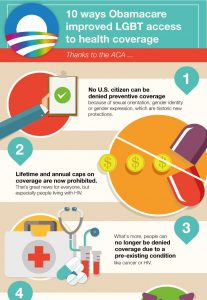 10 ways Obamacare improved LGBT access to health coverage