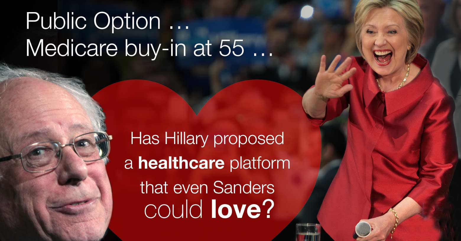 A healthcare plan that even Bernie could love? photo