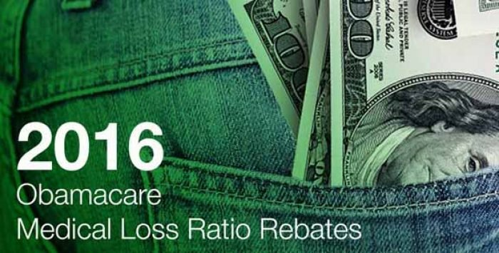 ACA's 2016 medical loss ratio rebates