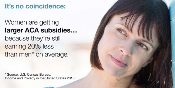 Southerners –and women – enjoy bigger subsidies