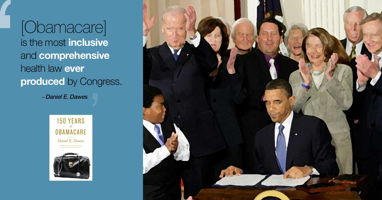 Dissecting ObamaCare and its impact photo