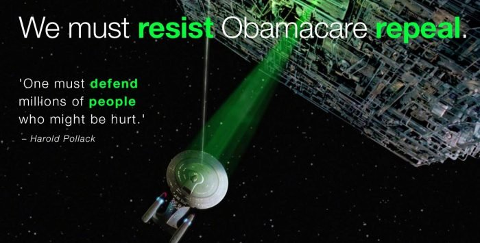 Resistance to repeal will not be futile.