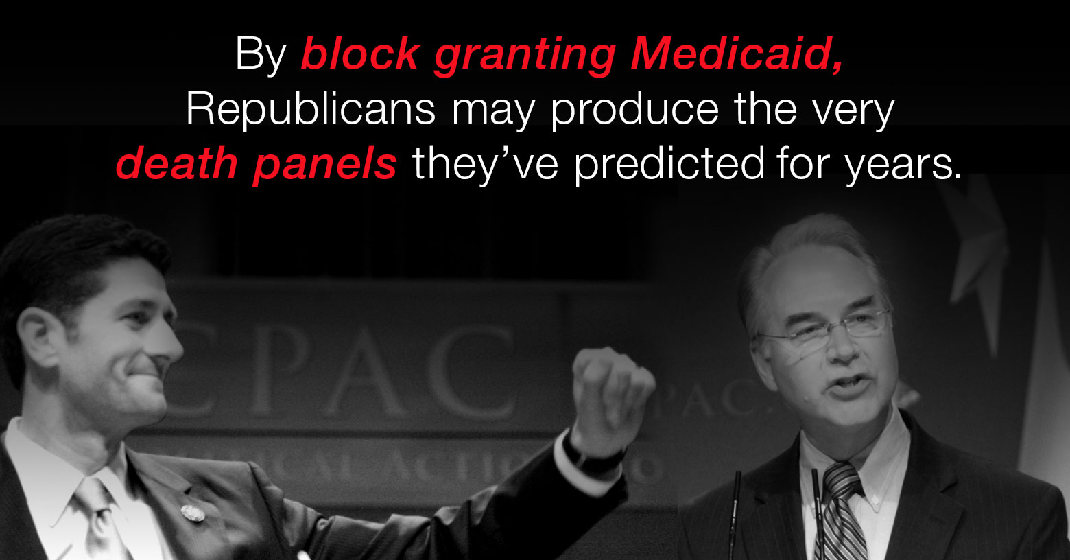 Could Republicans wreck Medicaid? photo