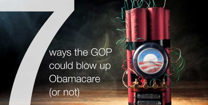 7 ways the GOP could blow up ACA's gains (or not)