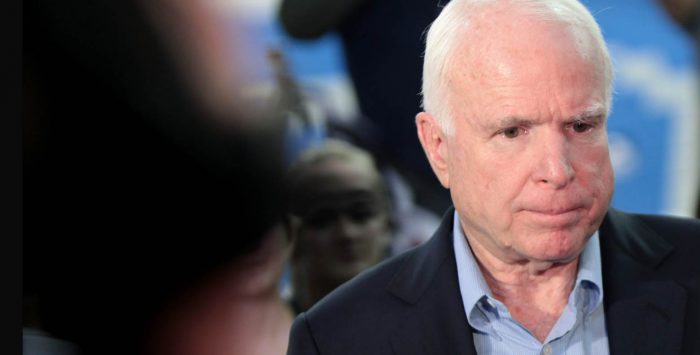 Would your plan cover John McCain's treatment?