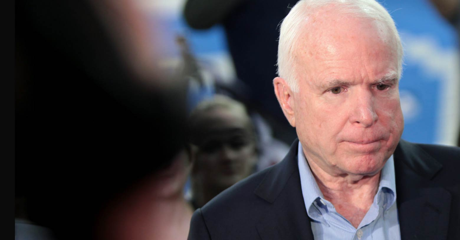 Would your plan cover John McCain's treatment? photo