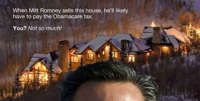 I've heard that Obamacare included a tax on real estate transactions. When I sell my house, will I get stuck with a big tax bill to pay for everyone else's healthcare?