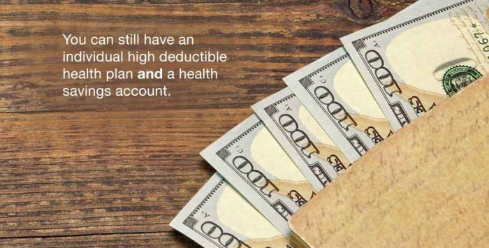 Under the ACA, can I still have an individual HDHP and an HSA?