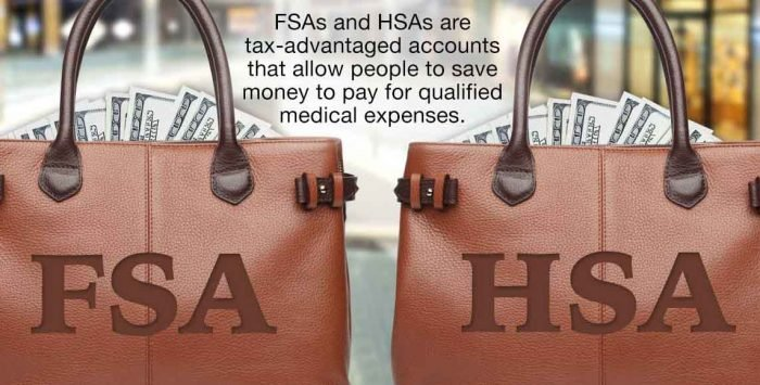 What is the difference between a Medical FSA and an HSA?