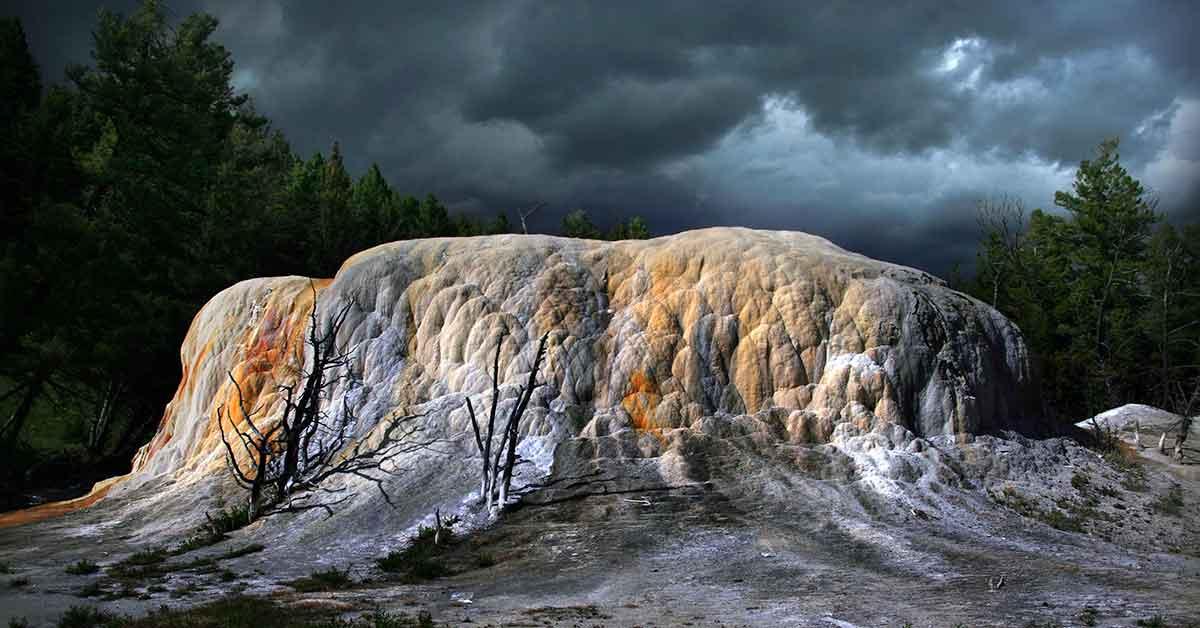 Orange Spring Mound.