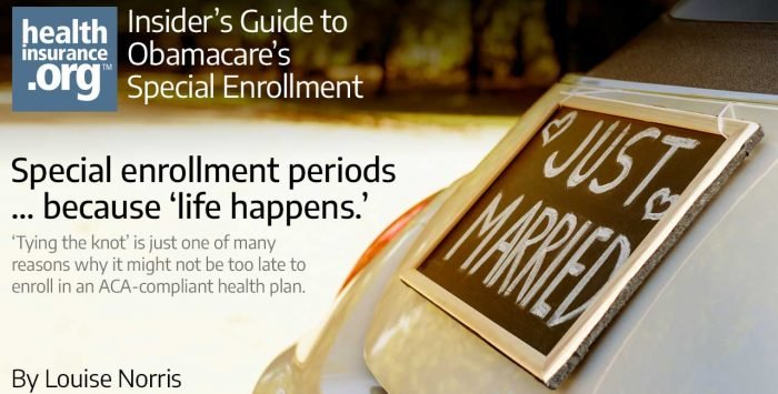 Insider's Guide to Obamacare's Special Enrollment Periods